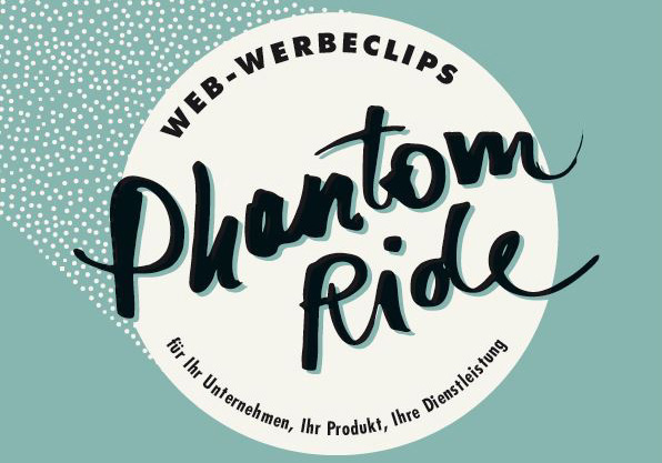 Web Werbeclips Phantom Ride