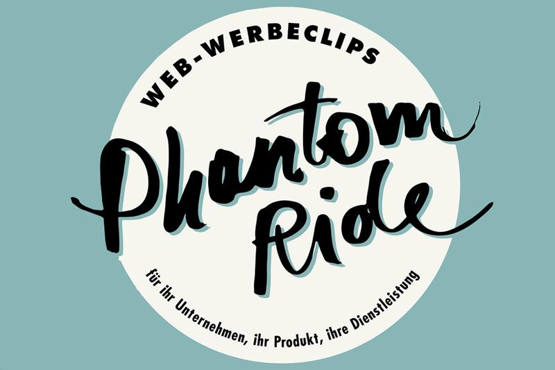 Web Werbeclip Phantom Ride